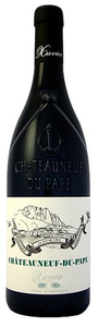 Xavier Châteauneuf Du Pape 2009, Ac Bottle