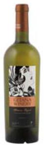 Gitana Winery Feteasca Regala 2009, Vinaria Tiganca Bottle