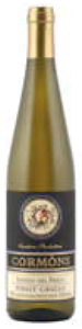 Cormòns Pinot Grigio 2010, Doc Isonzo Del Friuli Bottle