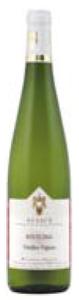 Domaine Frey Charles & Dominique Vieilles Vignes Riesling 2009, Ac Alsace Bottle