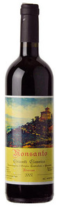 Monsanto Chianti Classico Riserva 2007 Bottle