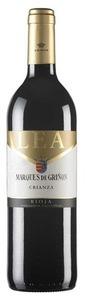 Marqués De Griñón Alea Crianza 2007, Doca Rioja Bottle