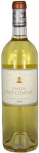 Château Pape Clément Blanc 2008, Ac Pessac Léognan Bottle