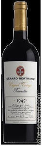 1945 Gerard Bertrand Legend Rivesaltes 1945 Bottle