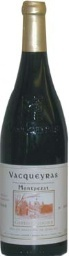 Domaine Gabriel Liogier Montpezat Vacqueyras 2005 Bottle