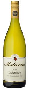Malivoire Chardonnay 2006, VQA Beamsville Bench, Niagara Peninsula Bottle