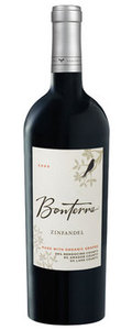 Bonterra Zinfandel 2009, Mendocino/Amador/Lake Counties Bottle