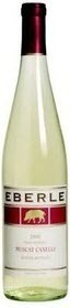 Eberle Muscat Canelli 2010, Paso Robles Bottle