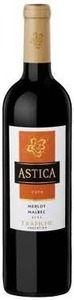 Trapiche Astica Merlot/Malbec 2011, Cuyo Bottle
