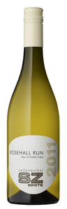 Rosehall Run 'sz' Sullyzwicker White 2011, Ontario Bottle
