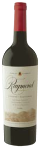 Raymond Family Classic Cabernet Sauvignon 2010, North Coast Bottle