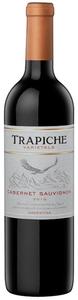 Trapiche Cabernet Sauvignon 2011, Mendoza Bottle