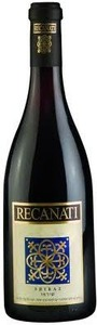 Recanati Shiraz Kp 2010, Galilee, Kosher For Passover, Non Mevushal Bottle