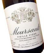 Paul Garaudet Vieilles Vignes 2009, Meursault Bottle