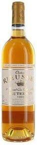Château Rieussec 1996, Ac Sauternes Bottle