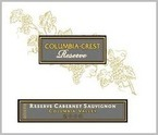 Columbia Crest Reserve Cabernet Sauvignon 2007, Columbia Valley Bottle