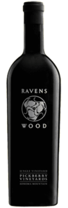 Ravenswood Single Vineyard Pickberry Red 2007, Sonoma Mountain Bottle