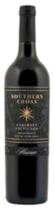 Southern Cross Reserve Cabernet Sauvignon 2007, Wo Bottelary Stellenbosch Bottle