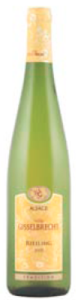 Willy Gisselbrecht Tradition Riesling 2010, Alsace Bottle