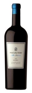 Pascual Toso Alta Reserve Malbec 2008, Mendoza Bottle