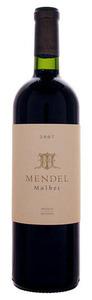 Mendel Malbec 2009, Mendoza Bottle