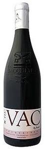 Arnoux & Fils Vacqueyras 2009, Rhone Bottle