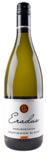 Eradus Sauvignon Blanc 2010, Awatere Valley, Marlborough, South Island Bottle