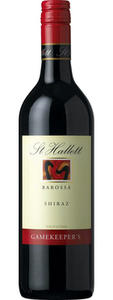 St. Hallett Gamekeeper's Shiraz 2009, Barossa, South Australia Bottle