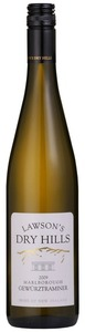 Lawson's Dry Hills Gewürztraminer 2009, Marlborough, South Island Bottle