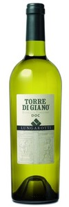 Lungarotti Torre De Giano Bianco Di Torgiano 2010, Doc Bottle