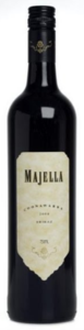 Majella Shiraz 2008, Coonawarra, South Australia Bottle