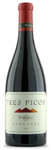 Borsao Tres Picos Garnacha 2009, Do Campo De Borja Bottle