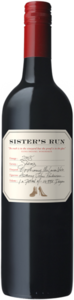 Sister's Run Epiphany Shiraz 2008, Mclaren Vale, South Australia Bottle