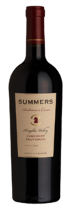 Summers Andriana's Cuvée 2007, Napa Valley Bottle