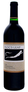 Frog's Leap Zinfandel 2009, Napa Valley Bottle