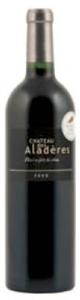 Château Des Aladères Corbières 2008, Languedoc Roussillon (Midi) Bottle