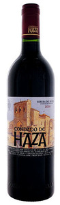 Condado De Haza Tinto 2008, Do Ribera Del Duero Bottle