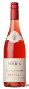 Perrin Réserve Rosé 2011, Côtes Du Rhône Bottle