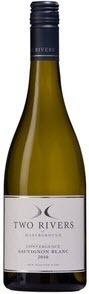 Two Rivers Convergence' Sauvignon Blanc 2011, Marlborough Bottle