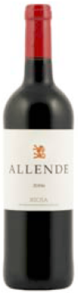Allende 2006, Doca Rioja Bottle