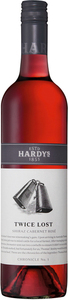 Hardys Twice Lost Shiraz Rose 2011 Bottle