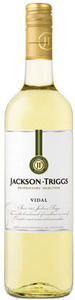 Jackson Triggs Dry White Vidal Bottle