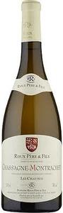 Domaine Roux Père & Fils Les Chaumes Chassagne Montrachet 1er Cru 2009, Ac Bottle