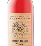 Mezzomondo Merlot Rosato 2010, Veneto Igt Bottle