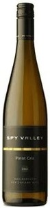 Spy Valley Pinot Gris 2011, Marlborough, South Island Bottle