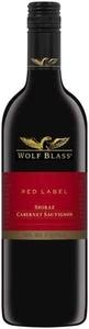 Wolf Blass Red Label Shiraz/Cabernet Sauvignon 2010, South Eastern Australia Bottle