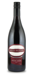 Mud House Pinot Noir 2010, Central Otago, New Zealand Bottle