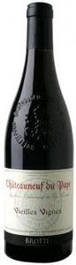 Brotte Vieilles Vignes 2009, Châteauneuf Du Pape Aoc Bottle