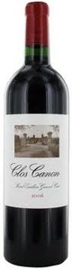 Clos Canon 2006, St Emilion Grand Cru, 2nd Wine Of Château Canon Bottle