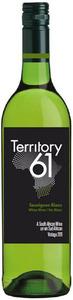 Kwv Territory 61 Sauvignon Blanc 2011 Bottle
